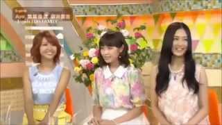 E girls Aya 鷲尾伶菜 藤井夏恋 2 4 E girlsのトレーニングメニューを紹...
