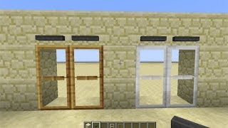 Minecraft 1 7 2-MOD MalisisDoors