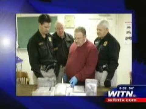 Two Million Dollar Drug Bust - Biggest Ever In Wayne County