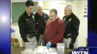 Two Million Dollar Drug Bust - Biggest Ever In Wayne County
