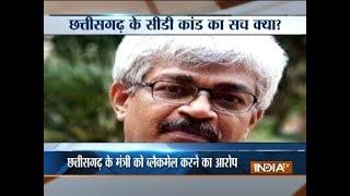 Journalist Vinod Verma held in Chhattisgarh sex CD case