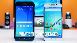 Galaxy S6 Active vs Galaxy S6 edge - What