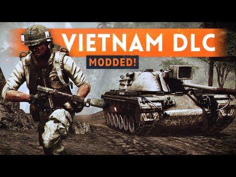► MODDED VIETNAM! - Battlefield Bad Company 2
