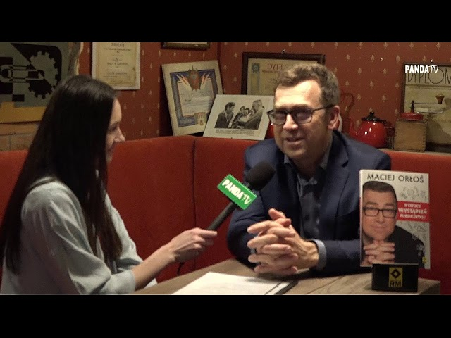 Okiem Orłosia - wywiad z Maciej Orłoś