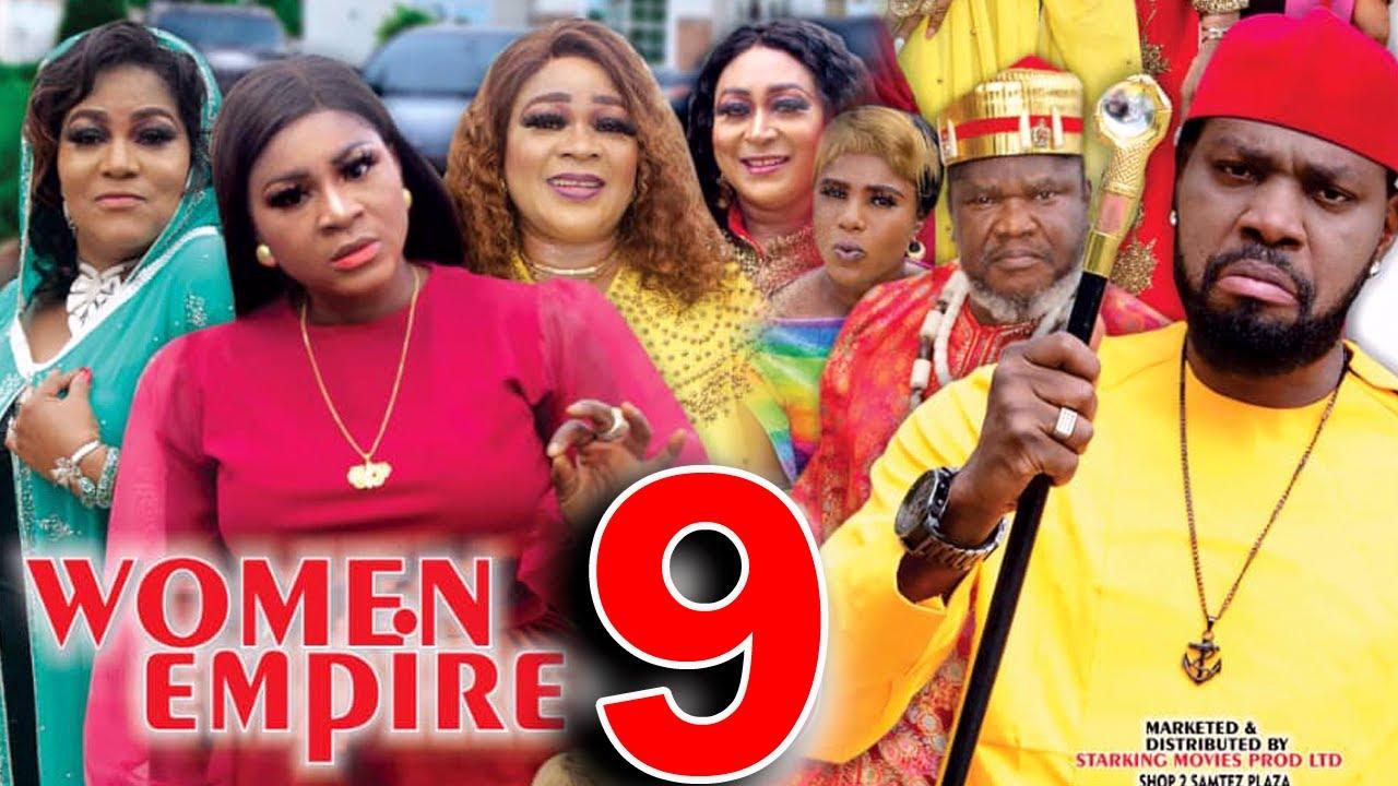 Download WOMEN EMPIRE (SEASON 9) - Destiny Etiko New Movie 2021 Latest Nigerian Nollywood Movie