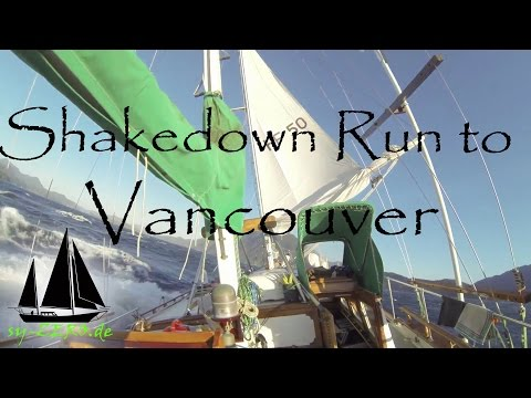16-28_Shakedown Run to Vancouver - 35kn Wind vs. 5 kn Current (sailing syZERO)