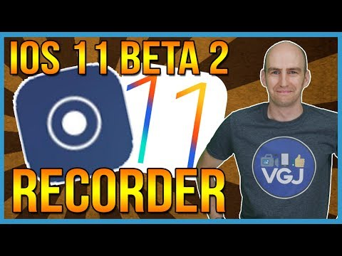 iOS 11 Beta 2 Screen Recorder Checkup: Has Anything Changed From the First Beta?
