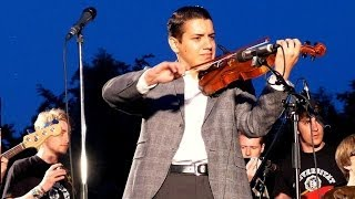 """""""Open Air Concert"""" Sandro Roy Violinist - Spain by Chick Corea"""