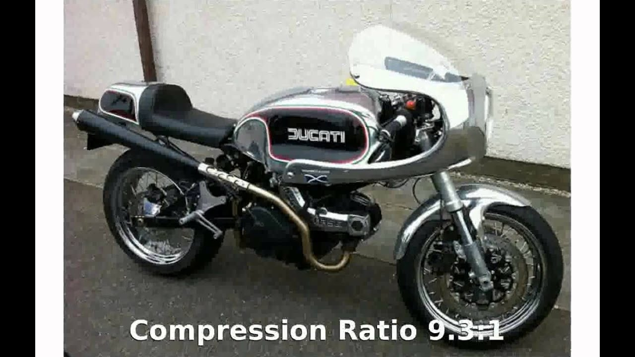 Ducati 750 Indiana - Top Speed Motorbike