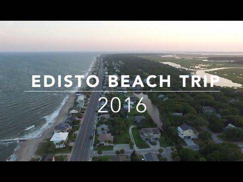 Edisto Beach Trip 2016 (GoPro+Drone)