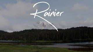 CAR CAMPING RAINIER ↟↟ Mt Rainier, Washington