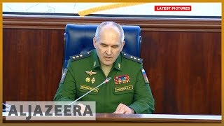 🇷🇺 🇸🇾 Russia: Syria air defence intercepted 71 missiles | Al Jazeera English