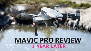 Mavic Pro Review - 1 Year Later | Should You Buy The Mavic? | DansTube.TV