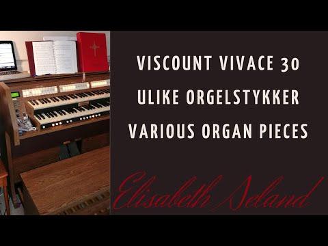 Giovanni Pierluigi da Palestrina - O Rex gloriae (organ version)