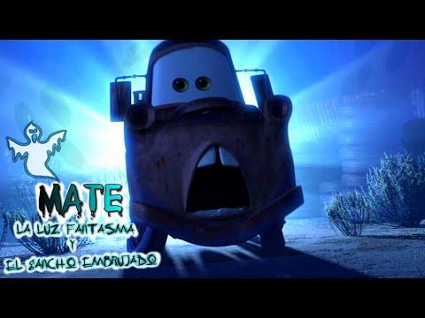 CARS - Mate la Luz Fantasma y el Gancho Embrujado en Español - Videojuego de la Pelicula CARS - HD