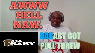 """DaBaby   """"Pick Up""""   feat Quavo Official Music Video (Reaction)"""