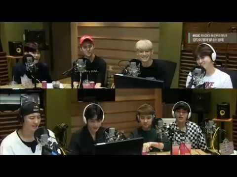 170719 MBC Kangta's Starry Night Radio with EXO