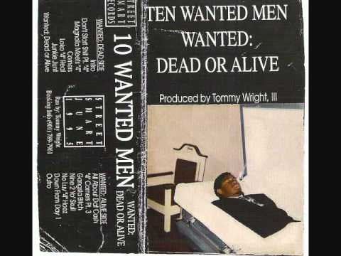 Ten Wanted Men - Magnolia Meets 4 Corners