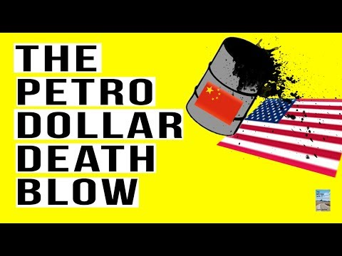 Petro Yuan Just Launched! U.S. Petrodollar DOOMED as China Attempts To Control Oil Market!