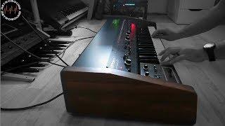 Roland Jupiter-4 Analog Synthesizer (1978) *Sound Awesomeness*