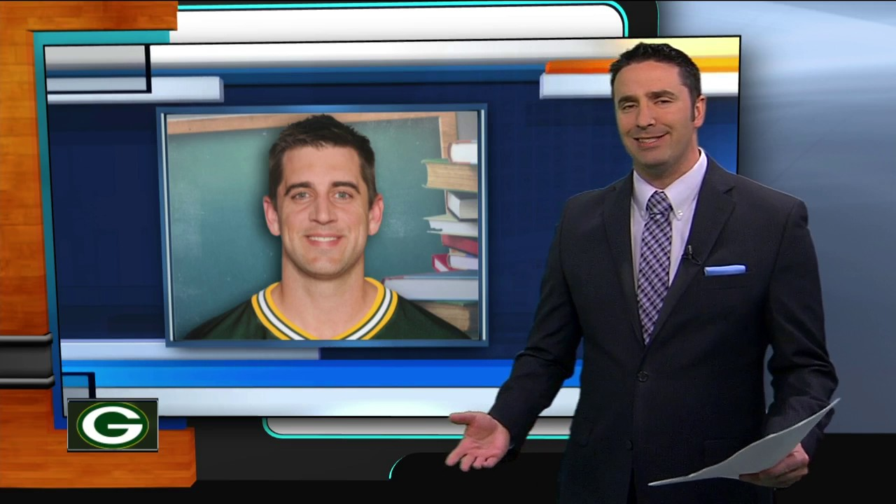 Aaron Rodgers' tweet gets students out of final exam
