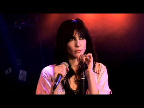 Nico Vega - Iron Man - Live on Fearless Music HD