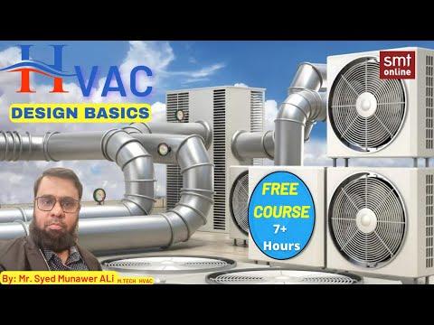 HVAC DESIGN BASICS- COMPLETE