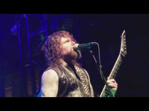 2017-05-01 (1) Goatwhore @ Vinyl Music Hall