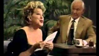 Bette Midler   You Made Me Watch You   Here