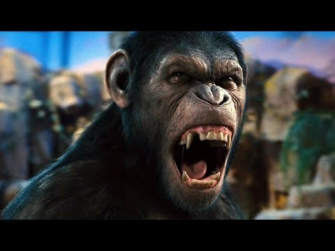Caesar Says ''No!'' - Prison Break - Rise Of The Planet Of The Apes (2011) Movie Clip HD