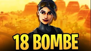 ROYAL VICTORY FROM 18 BOMBS WITH THE NEW PATCH! FORTNITE ITA