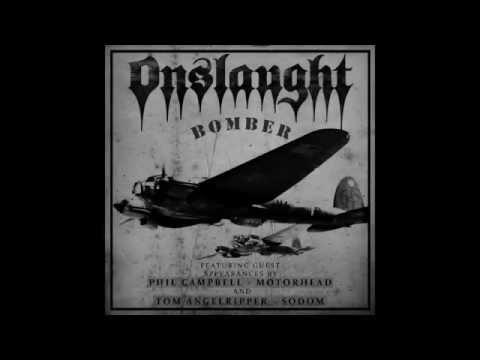 ONSLAUGHT - Bomber (Motorhead Cover)