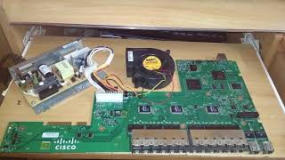 Troubleshooting And Repairing Cisco 2960 Switch