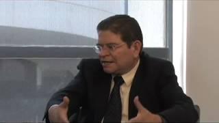 Alcanzando el Conocimiento. Entrevista al Senador Javier Castellón Fonseca