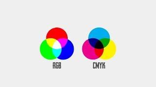 RGB色彩和CMYK色彩有什么区别?