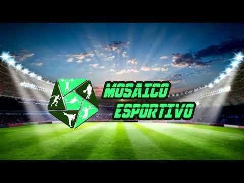 Futebol Ao Vivo: O Mosaico Esportivo agora tem transmissões de partidas de futebol