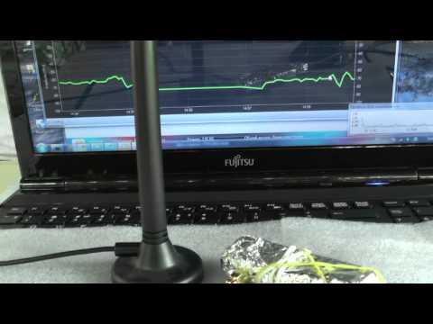 Тест сравнение антенн WIFI самодельных и промышленных.