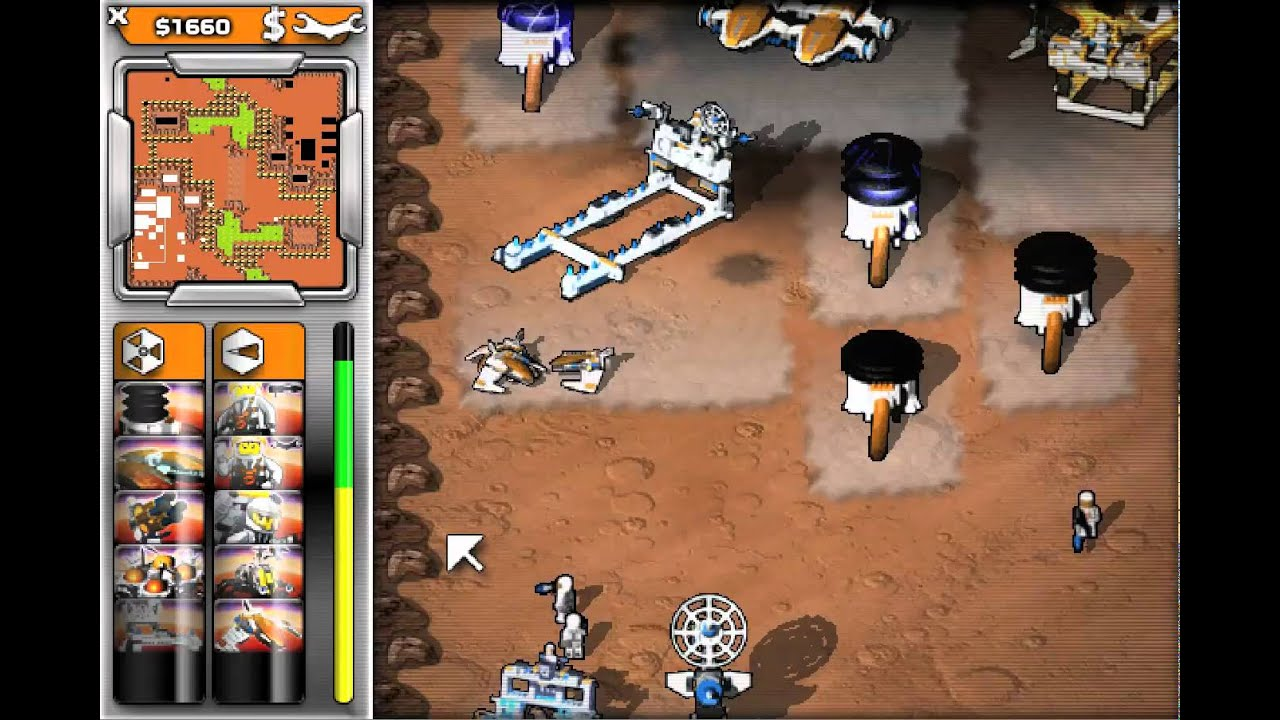 Explore the scarred face of another world Journey through rocky terrain and sandy wastes pushing your vehicles to the max Take on the mission on Mars