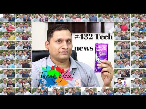 #432 Honeywell AirTouchS, Sharp X1, JIO GST, Whatsapp Night Mode, Nubia N2