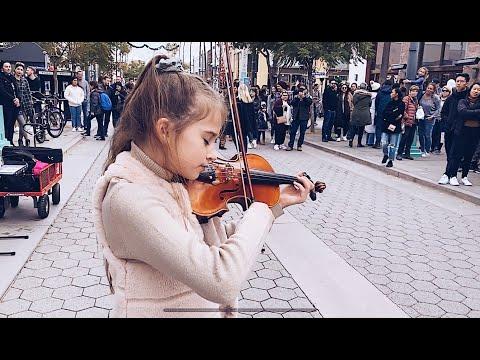 My Heart Will Go On - Celine Dion - Violin Cover by Karolina Protsenko indir