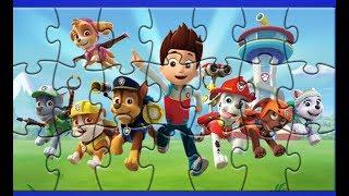 Paw patrol puzzle games for kids/rompecabezas de patrulla canina