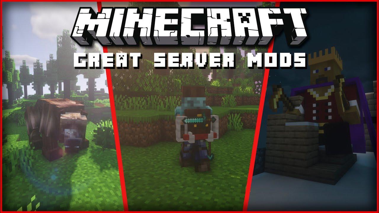Top 20 Minecraft 1 16 4 Mods for Multiplayer Friends Boss