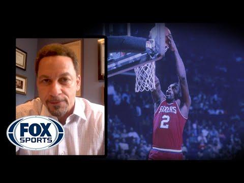 Chris Broussard: Moses Malone was a NBA ''trailblazer'' | FOX SPORTS