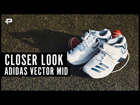 Adidas Vector Mid - Closer Look