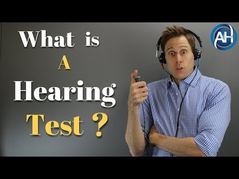 What Is A Hearing Test? - What To Expect When Getting A Comprehensive Hearing Evaluation