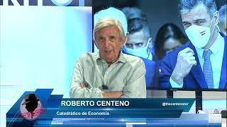 Roberto Centeno: El miserable de Sánchez ha gastado 15 millones de € en su viaje a Estados Unidos