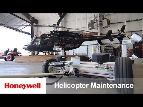 Condition Based Maintenance and HUMS | Aero Training TV | Honeywell Aviation