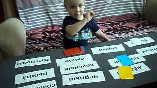Захару 2 года. Методика: Домана-Маниченко. Комплекты Чтение с пелёнок и Творчество с пелёнок.