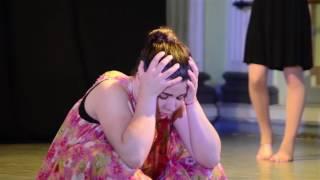 Гос экзамен Училище культуры Днепр хореография день второй