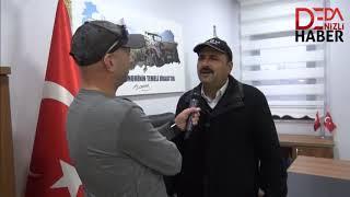 Çal Ziraat Odası Başkanı Çil, Çiftçinin 'İthal' Sorununa Dikkat Çekti